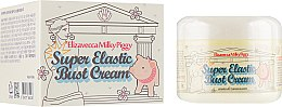 Парфумерія, косметика Крем для надання еластичности шкірі грудей - Elizavecca Milky Piggy Super Elastic Bust Cream