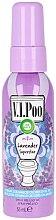 Духи, Парфюмерия, косметика Спрей-освежитель для воздуха - Air Wick V.I.Poo WC Lavender Superstar Spray
