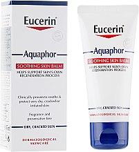 Духи, Парфюмерия, косметика Крем-бальзам, восстанавливающий целостность кожи - Eucerin Aquaphor Soothing Skin Balm