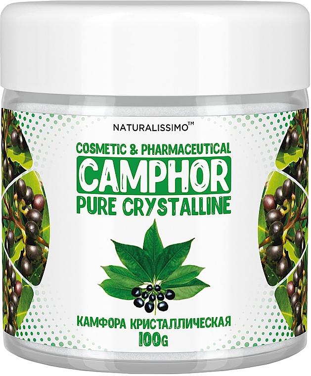 Камфора - Naturalissimoo Camphor