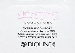 Духи, Парфюмерия, косметика Крем увлажняющий с GPI - Bioline Jato Desense Couperose Moisturizing Cream with GPI (пробник)