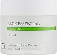Духи, Парфюмерия, косметика Крем для лица с алоэ, успокаивающий - Sferangs Aloe Essential Soothing Cream (тестер)