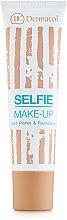 Духи, Парфюмерия, косметика Двухфазный тональный крем - Dermacol Selfie Make-up Primer&Foundaition