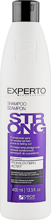 Шампунь против выпадения волос - Cece of Sweden Experto Strong Shampoo