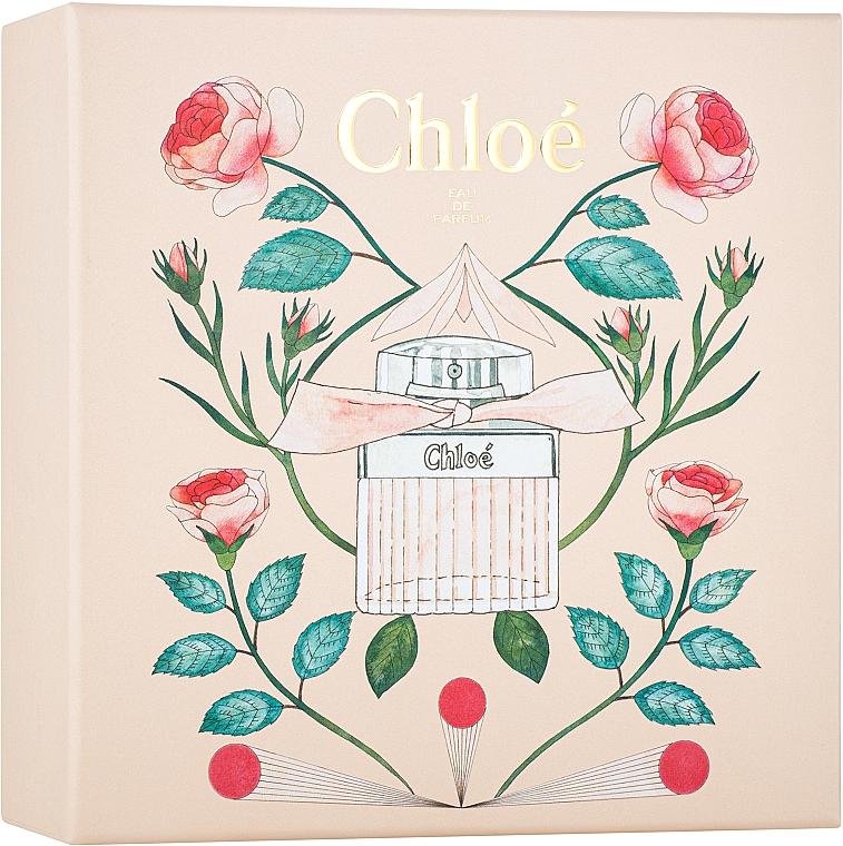 Chloe Eau de Parfum - Набор (edp/50ml + b/lot/100ml) — фото N4