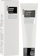 Духи, Парфюмерия, косметика Легкий солнцезащитный крем - Coxir Ceramide Daily UV Sun Block