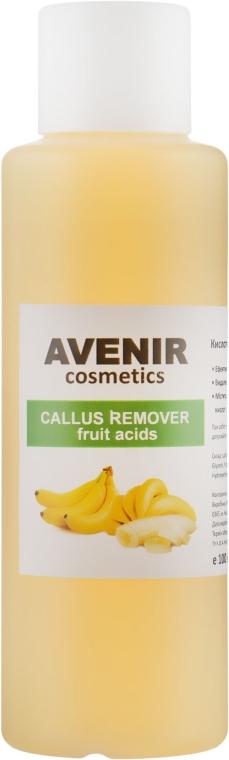 """Кислотный пилинг для ног """"Банан"""" - Avenir Cosmetics Callus Remover"""