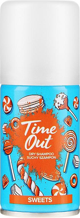 Сухой шампунь для волос - Time Out Dry Shampoo Sweets