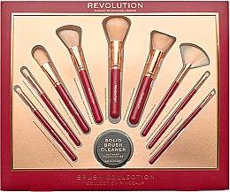 Духи, Парфюмерия, косметика Набор кисточек для макияжа - Makeup Revolution Brush Collection