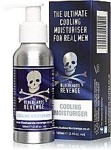 Духи, Парфюмерия, косметика Крем для лица - The Bluebeards Revenge Cooling Moisturiser