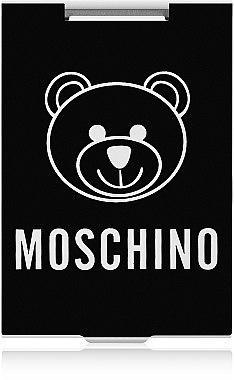 """Зеркало прямоугольное """"Moschino"""" черно-белое - Rapira"""