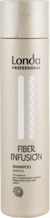 Шампунь с кератином - Londa Professional Fiber Infusion Shampoo