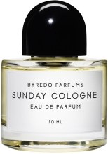 Духи, Парфюмерия, косметика Byredo Sunday Cologne - Одеколон (тестер)