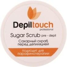 Духи, Парфюмерия, косметика Сахарный скраб перед депиляцией - Depiltouch Professional Sugar Scrub