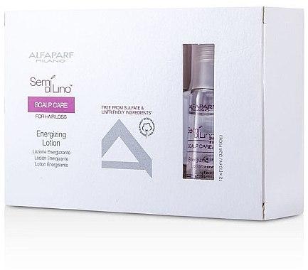 Средство от выпадения волос - AlfaParf Semi Di Lino Scalp Care Energizing Lotion