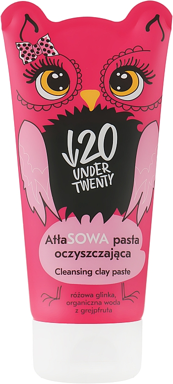 Очищающая паста для лица - Under Twenty Altasowa Cleansing Paste