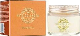 Духи, Парфюмерия, косметика Крем для лица подтягивающий с коллагеном - Eunyul Vita Collagen Cream