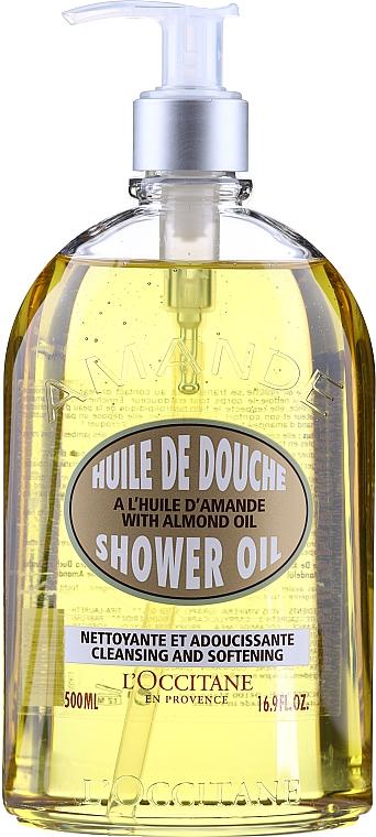 "Масло для душа ""Миндальное"" - L'Occitane Almond Shower Oil"