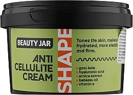 Духи, Парфюмерия, косметика Антицеллюлитный крем для тела - Beauty Jar Shape Anti-Cellulite Cream