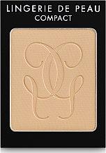 Духи, Парфюмерия, косметика Компактная тональная пудра - Guerlain Lingerie de Peau Compact Mat Alive (сменный блок)