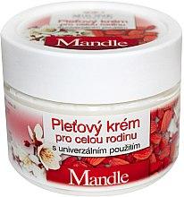 Духи, Парфюмерия, косметика Универсальный семейный крем - Bione Cosmetics Mandle Cream
