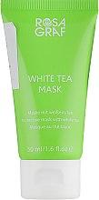 Духи, Парфюмерия, косметика Маска с экстрактом белого чая - Rosa Graf White Tea Mask