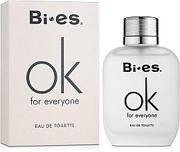 Духи, Парфюмерия, косметика Bi-Es Ok For Everyone - Туалетная вода