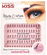 Духи, Парфюмерия, косметика Накладные пучки - Kiss Haute Couture Natural Premium Lashes