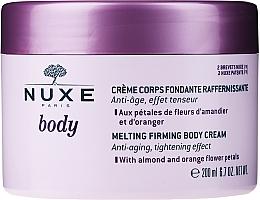 Зміцнюючий крем для тіла - Nuxe Body Fondant Firming Cream — фото N1
