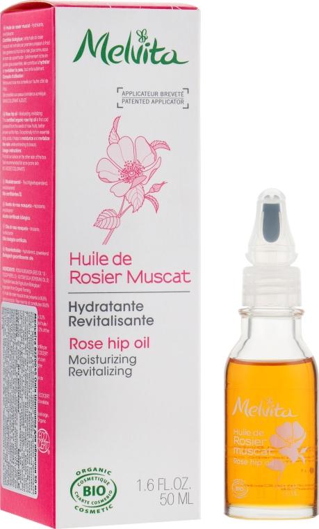Масло шиповника для лица - Melvita Face Care Rose Hip Oil