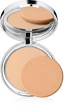 Парфумерія, косметика Пудра компактна подвійної дії - Clinique SuperPowder Double Face Powder