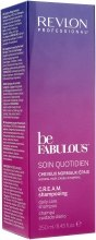 Шампунь для нормальных и густых волос - Revlon Professional Be Fabulous C.R.E.A.M. Shampoo — фото N5