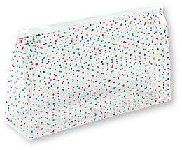 """Духи, Парфюмерия, косметика Косметичка """"Happy Dots"""", 93463 - Top Choice"""
