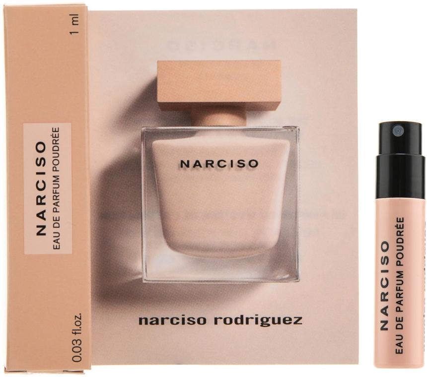Narciso Rodriguez Narciso Poudree - Парфюмированная вода (пробник)