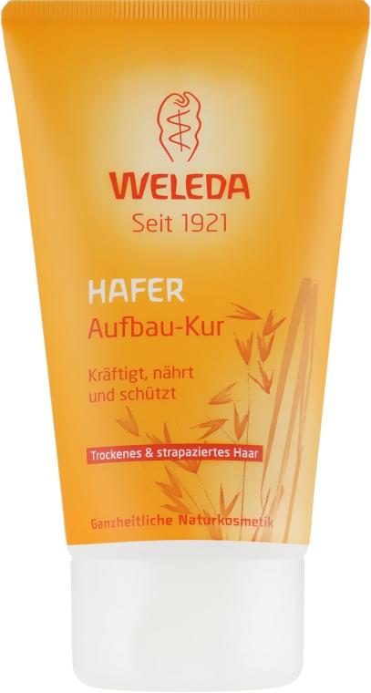 Восстанавливающая маска с экстрактом овса - Weleda Hafer Aufbau-Kur