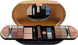 Духи, Парфюмерия, косметика Косметический набор, HB-2526G - Ruby Rose Deluxe Make Up Kit