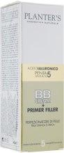 Духи, Парфюмерия, косметика BB крем + основа под макияж - Planter's Penta 5 BB Cream + Primer Filler