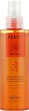 Духи, Парфюмерия, косметика Несмываемый эликсир для волос с УФ-фильтрами - Kaaral Purify Bitter Orange Sole Protective & Regenerating Elixir