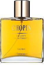 Духи, Парфюмерия, косметика Miraculum Chopin Exclusive - Туалетная вода (тестер с крышечкой)