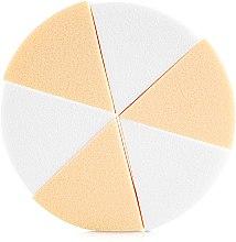 Духи, Парфюмерия, косметика Треугольные спонжи - Astra Make-Up Precision Foundation Sponges