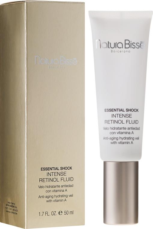 Интенсивный флюид с ретинолом - Natura Bisse Essential Shock Intense Retinol Fluid