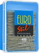 Духи, Парфюмерия, косметика Шпильки для волос 01617, 65 мм - Eurostil