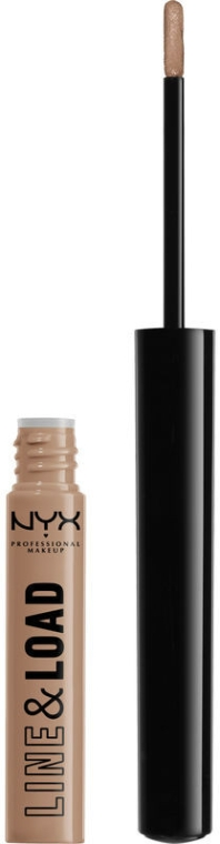 Жидкая матовая помада - NYX Professional Makeup Line & Load All-In-One Lippie