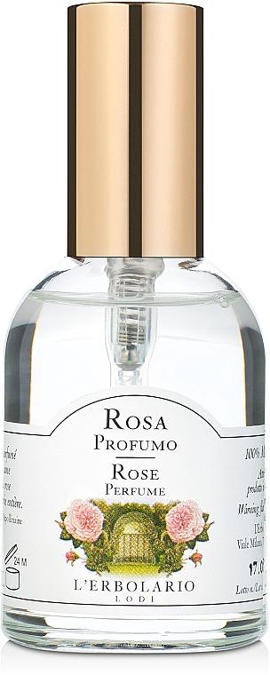L'Erbolario Acqua Di Profumo Rosa - Туалетная вода