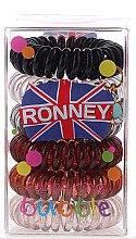 Духи, Парфюмерия, косметика Резинки для волос - Ronney Professional Funny Ring Bubble 11