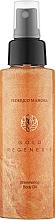 Духи, Парфюмерия, косметика Масло для тела с шиммером - Federico Mahora Gold Regenesis Body Oil
