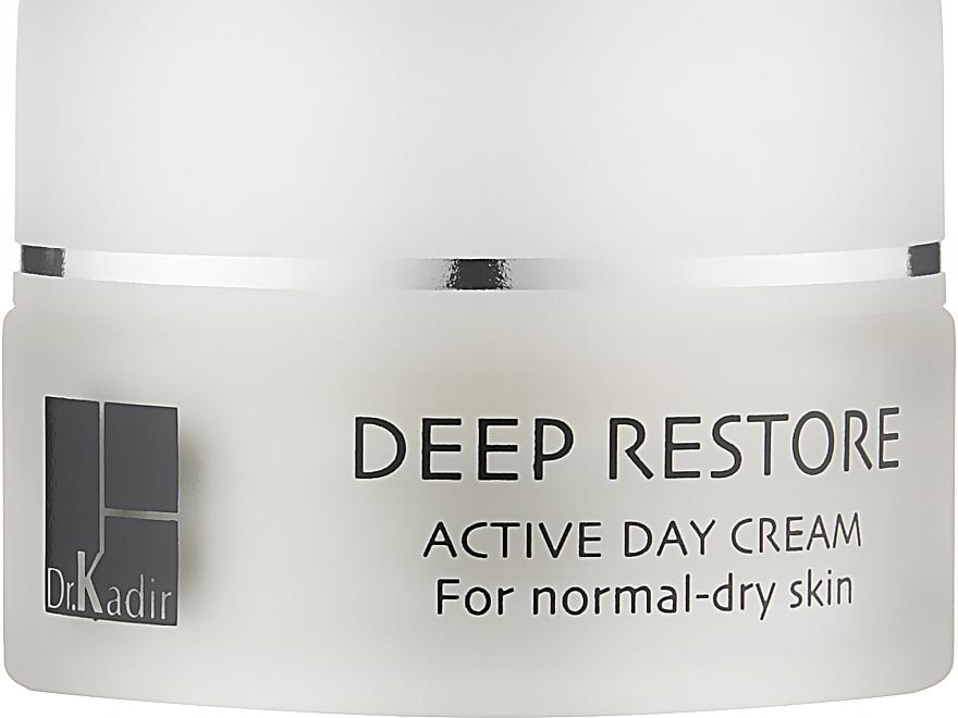 Активный дневной крем - Dr. Kadir Deep Restore Active Day Cream