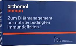 Духи, Парфюмерия, косметика Витамины для иммунитета, питьевая бутылочка + таблетки, 7 дней - Orthomol Immun
