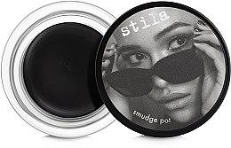 Духи, Парфюмерия, косметика Подводка гелевая для глаз - Stila Smudge Pot Waterproof Gel Eye Liner