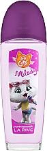 Духи, Парфюмерия, косметика La Rive 44 Cats Milady - Дезодорант-спрей
